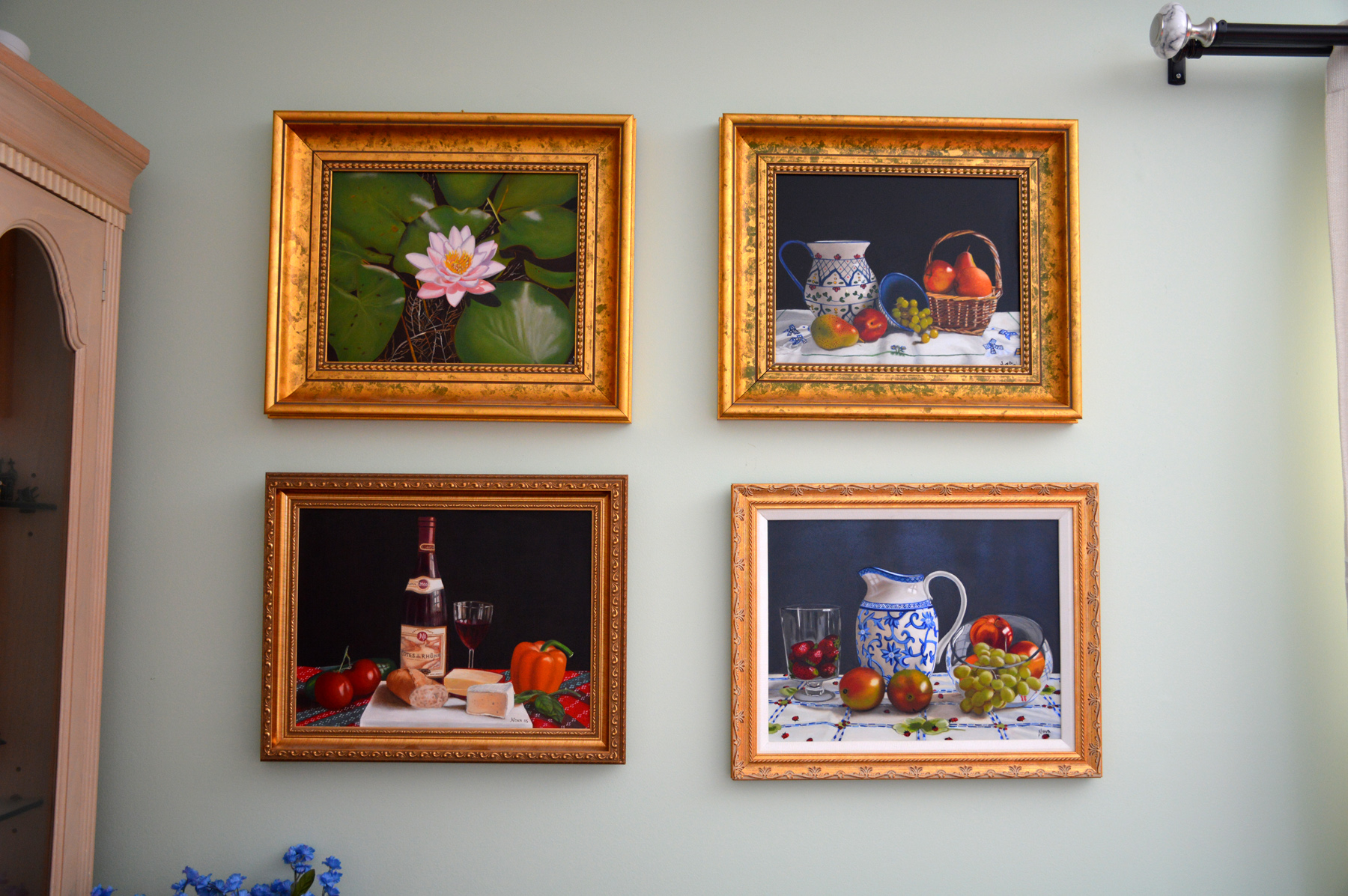 Nora Invitation 05-30-2021-Paintings on the wall-4